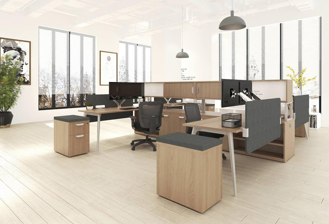 Dash modern office system furniture