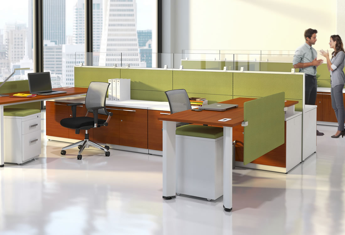 Dash modular systems office furniture