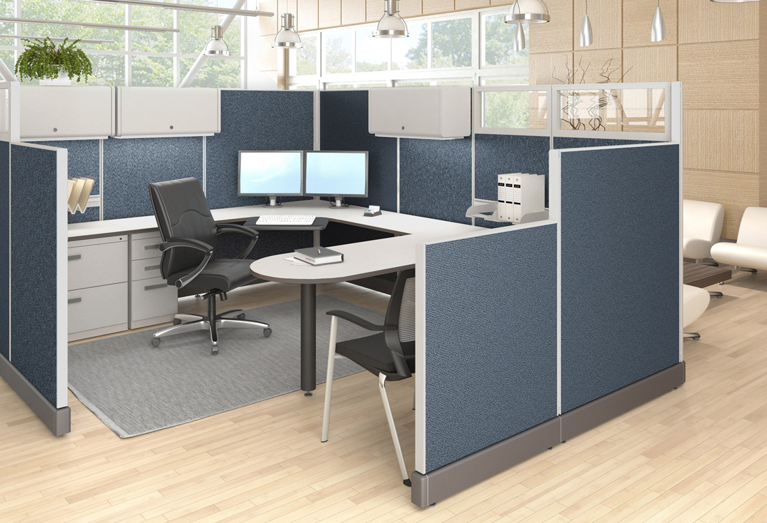 Large System Two cubicle in graphite