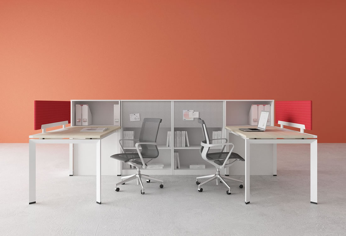 Verity two desk system